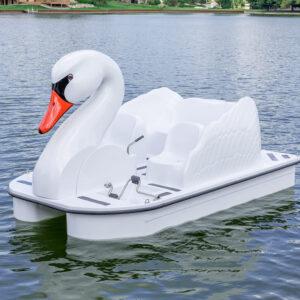 Paddle Wheeler Swan